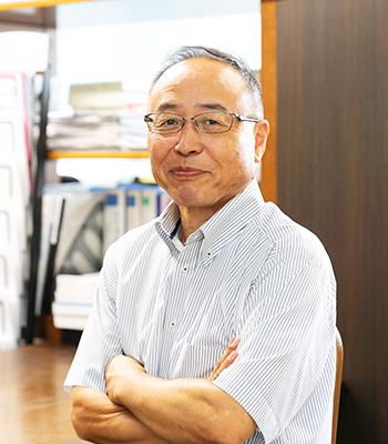写真:取締役所長藤岡 旭